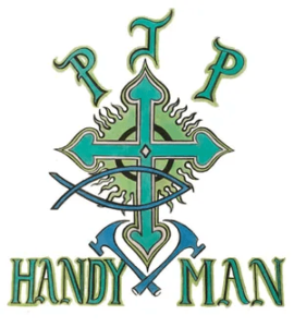 pjp handyman services logo, san antonio handyman service