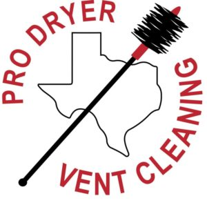 pro dryer vent cleaning logo, dryer vent cleaner in san antonio